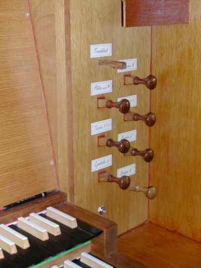 jeux du grand orgue